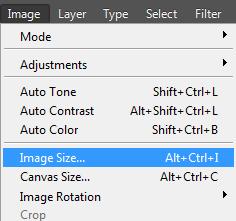 verkleinen in Photoshop_menu